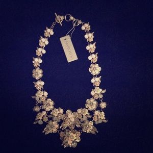 Marchesa Force of Nature Collar Necklace